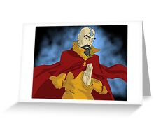 Tenzin - The Legend Of Korra Greeting Card