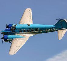 Avro XIX Series 2 G-AHKX by Colin Smedley