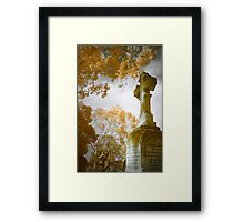 The Lord is my Sheperd Framed Print