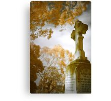The Lord is my Sheperd Canvas Print