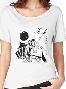 Megatron Women's Relaxed Fit T-Shirt
