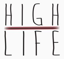 HIGH LIFE One Piece - Short Sleeve