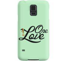 ONE LOVE Samsung Galaxy Case/Skin