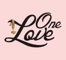 ONE LOVE One Piece - Short Sleeve