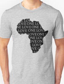 AFRICA ONE LOVE T-Shirt