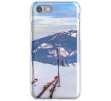 Skis iPhone Case/Skin