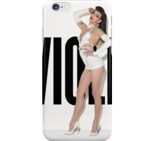 VIOLET iPhone Case/Skin