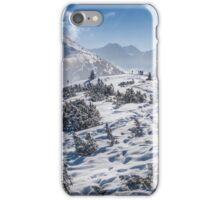 Planai View iPhone Case/Skin