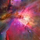 Orion Nebula by flashman