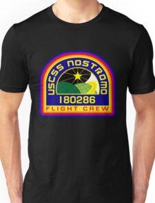 Nostromo Flight Crew Unisex T-Shirt