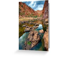 Ormiston Reflection and Detail Greeting Card