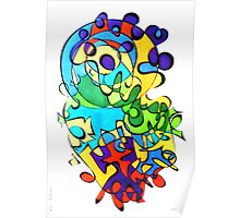 Brighted Color Poster