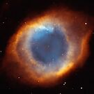 Helix Nebula by flashman