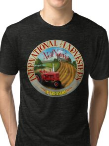 Neil Young Harvesters Tri-blend T-Shirt