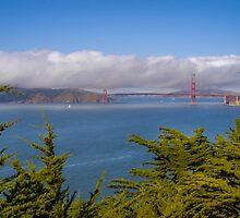 Golden Gate Strait by mlphoto