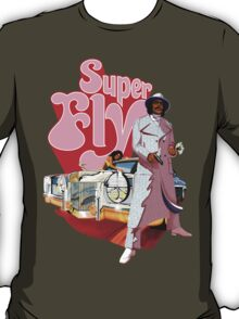 Superfly Movie T-Shirt