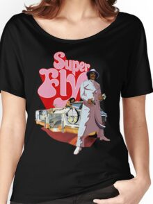 Superfly Movie Women's Relaxed Fit T-Shirt