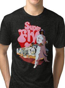 Superfly Movie Tri-blend T-Shirt
