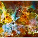 Carina Nebula by flashman