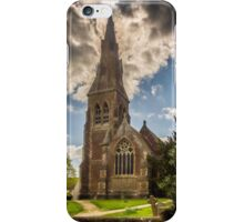 St Mary Mortimer iPhone Case/Skin