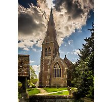 St Mary Mortimer Photographic Print