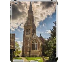 St Mary Mortimer iPad Case/Skin