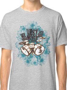 Rust Retro  Classic T-Shirt