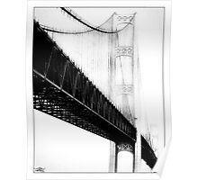Bridge Towers Poster