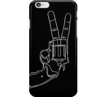 GUNS PEACE iPhone Case/Skin