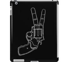 GUNS PEACE iPad Case/Skin