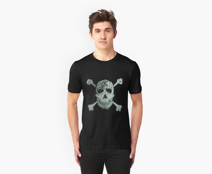 hayabusa skull by alkapone26