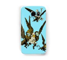 Oz Winged Monkeys - Wizard of Oz Samsung Galaxy Case/Skin