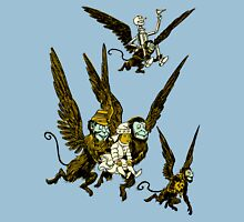 Oz Winged Monkeys - Wizard of Oz Unisex T-Shirt