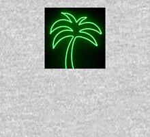 Green Neon Palm Tree T-Shirt