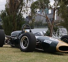 1964 Brabham BT11 by Stuart Daddow Photography