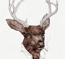 The Smoking Buck - THUGS LIFE by AnimalCrew