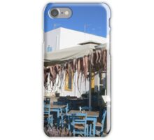 funny thinks of greece  iPhone Case/Skin