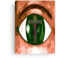 EASTER WITNESS Canvas Print