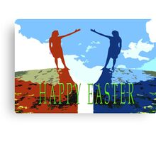 EASTER 101 Canvas Print