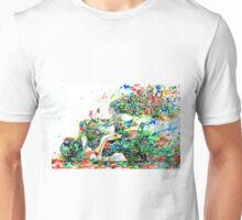 MOTOR DEMON RUNNING FAST Unisex T-Shirt
