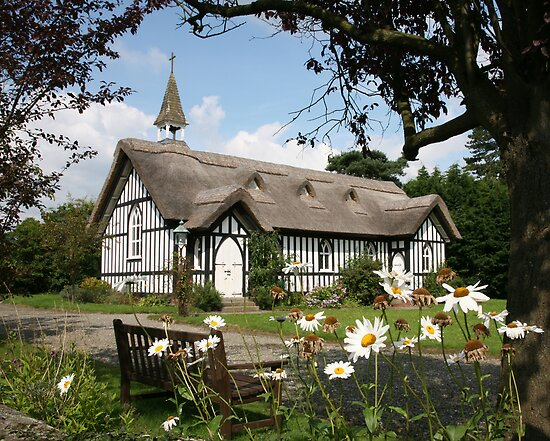 Thatched Church by John Keates