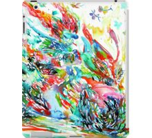 MOTOR DEMON with BUTTERFLIES iPad Case/Skin