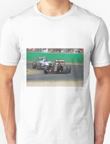 Romain Grosjean  & Valtteri Bottas T-Shirt