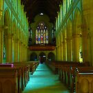 Cathedral VIII by Colleen Milburn