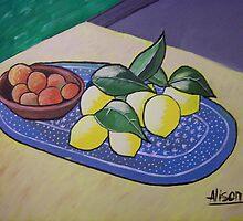 Lemons by Alison McDonald