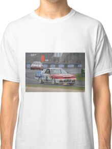 Jim Richards Flame Throwing Nissan Skyline Classic T-Shirt