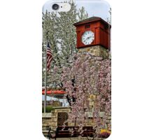 Time For Spring iPhone Case/Skin