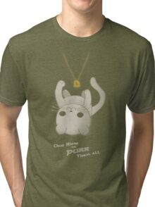One Ring To...... Tri-blend T-Shirt