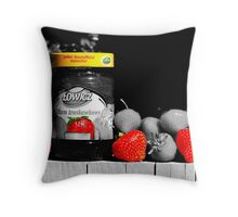 In The Jam ! Throw Pillow