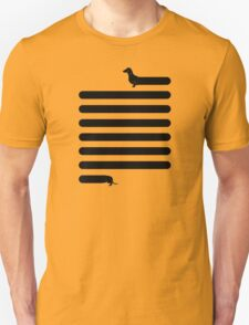(Very) Long Dog Unisex T-Shirt